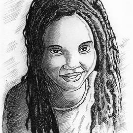 Anthony Mwangi - Young Lady