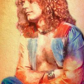 Sergey Lukashin - Young Robert Plant