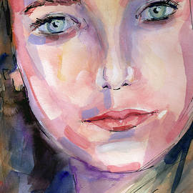 Ginette Callaway - Youth Watercolor and Ink