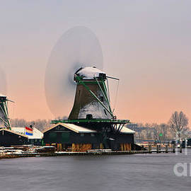 Henk Meijer Photography - Zaanse Schans in Winter