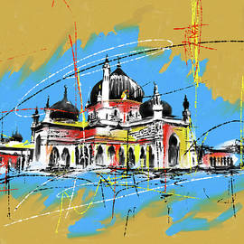 Zahir Mosque, Malaysia - Mawra Tahreem