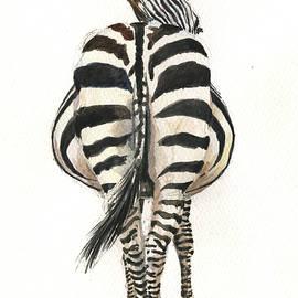 Juan Bosco - Zebra back