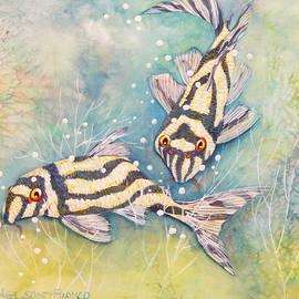 Sharon Nelson-Bianco - Zebra Fish