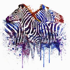 Marian Voicu - Zebras in Love