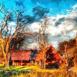 Mario Carini - Zimbabwe Homestead