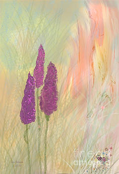A Touch Of Purple by Terri Johnson