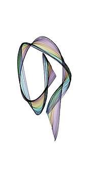 Abstract 173 by Carol Sullivan