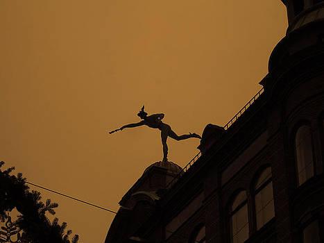 Copenhagen Angel by Alan Pary