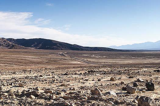 Death Valley by Muhie Kanawati