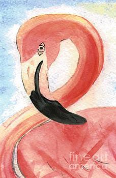 Flamingo by Elizabeth Briggs