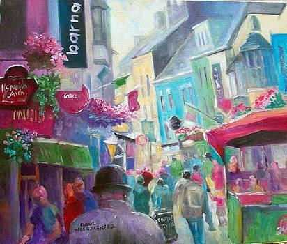 Galway  Ireland by Paul Weerasekera