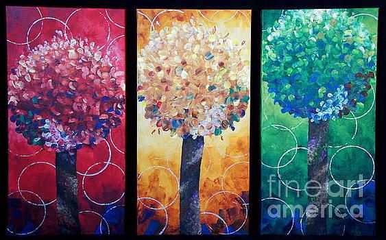 Lollipop Trees by Shiela Gosselin
