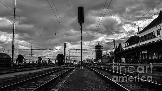 Railway by John Jamriska
