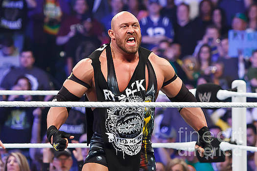 Ryback by Wrestling Photos