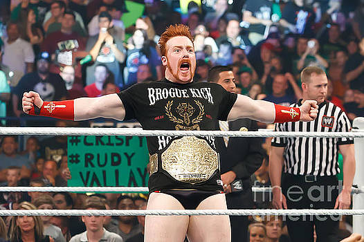 Sheamus by Wrestling Photos
