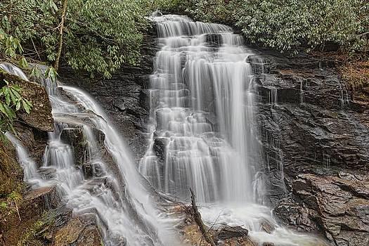 Soco Falls by Eric Haggart