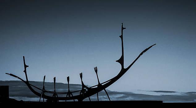 Sun Voyager by Petur Mar Gunnarsson