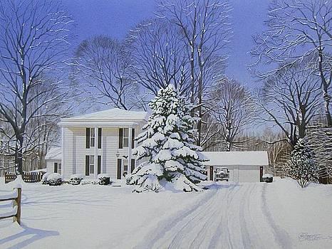 Winter Home by C Robert Follett