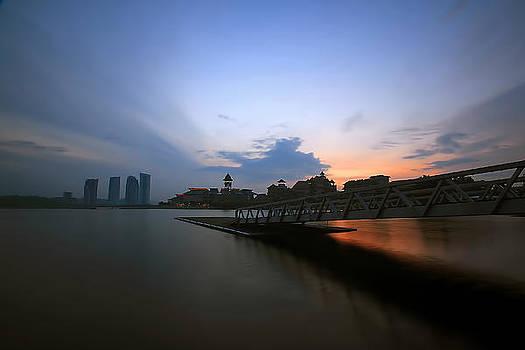 1st Light - Sunrise by Sham Osman