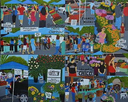 Farmer's Market by Clinton Cheatham