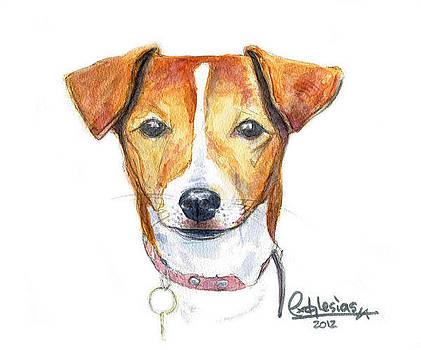 Jack Ruso Terrier by David Iglesias