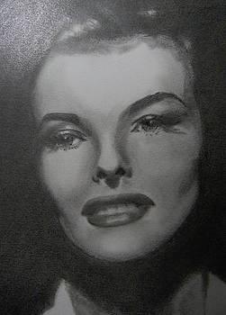 Kathryn Hepburn by Lori Ippolito
