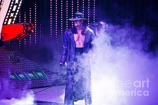 The Undertaker by Wrestling Photos