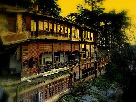 Shimla Memories by Salman Ravish