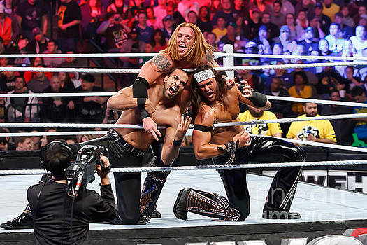 3mb by Wrestling Photos