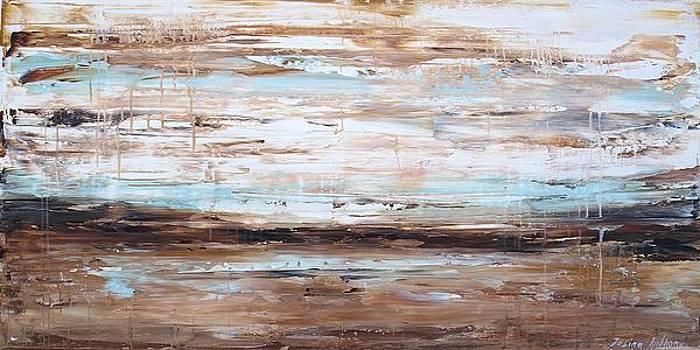 Abstract Landscape by Jolina Anthony