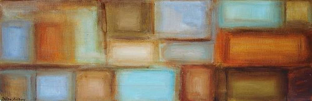 Abstract In Brown by Jolina Anthony