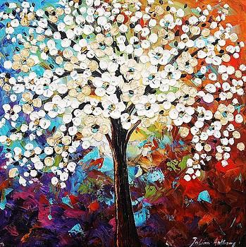 Abstract Tree by Jolina Anthony