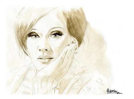 Adele by David Iglesias