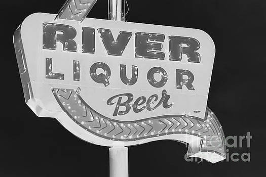 Alcohol Sign by Jerry Bunger
