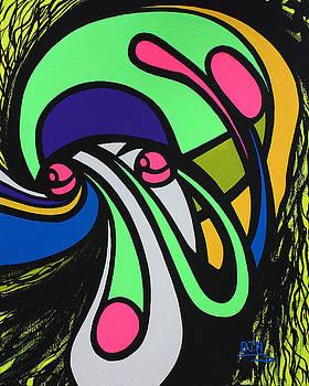 Alien by Dennis Nadeau