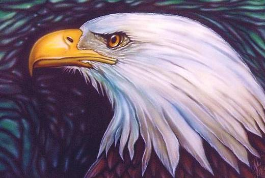 American Eagle by Christopher Fresquez