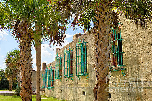 Atalaya Castle by Dawne Dunton