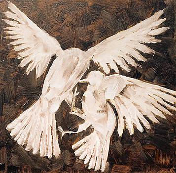Blackbirds 1 by Eric Bachman