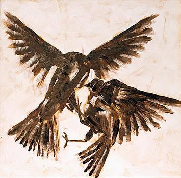 Blackbirds 2 by Eric Bachman