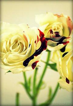 Blood Rose by Rhonda DePalma