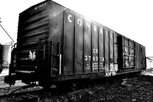 Box Car by SW Johnson