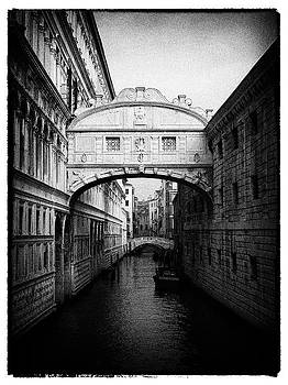 Bridge of Sighs by Peter Aitchison