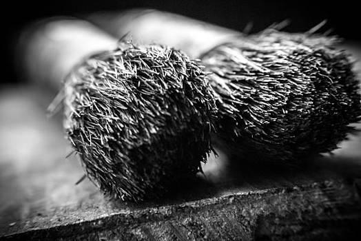 Brushes by Steve Johnson