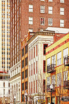 Building Fronts by Suzanne Barber