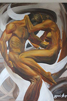Caress by Gani Banacia