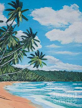 Caribbean Jewel -2 by Joy Ballack