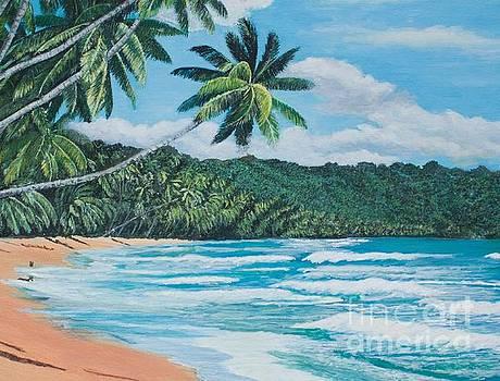 Caribbean Jewel -3 by Joy Ballack