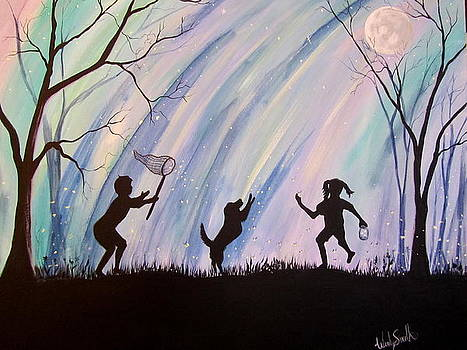 Catching Fireflies by Wendy Smith
