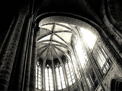 Cathedral Windows by Sherrie Cork