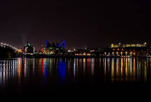 Chattanooga Tennessee Reflections by Patrick Collins